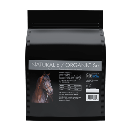 Mad Barn Natural E Organic SE 2.5 Kg